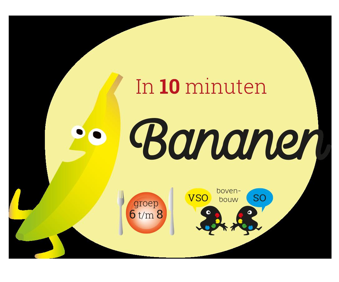 In 10 minuten: Bananen